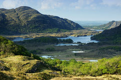 View on Ring of Kerry Royalty Free Stock Photo