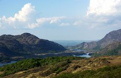 View on the Ring of Kerry, Ireland Stock Images
