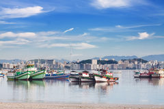 View of Rio de Janeiro Royalty Free Stock Image