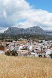View of Rio Gordo. Royalty Free Stock Image