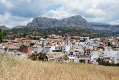View of Rio Gordo town. Stock Photo