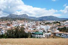 View of Rio Gordo Town. Royalty Free Stock Photos