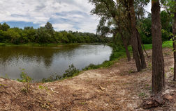 View of the river Stock Image