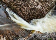 River Etive, Glen Etive, Scotland. Royalty Free Stock Photos