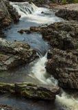 River Etive, Glen Etive, Scotland. Royalty Free Stock Photo