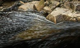 River Etive, Glen Etive, Scotland. Stock Images