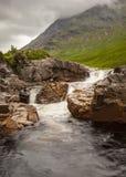 River Etive, Glen Etive, Scotland. Stock Photo