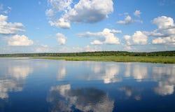 River zambesi Stock Photo