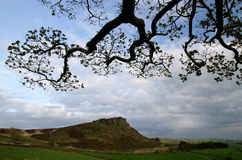 View on the Roaches in England Royalty Free Stock Photo