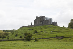 View of Rock of Cashel, Co Tipperary Royalty Free Stock Photos
