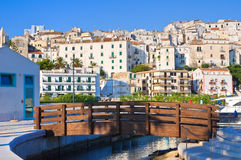 View of Rodi Garganico. Puglia. Italy. Stock Photography