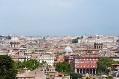 View at Rome Royalty Free Stock Images
