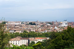 View at Rome Stock Images