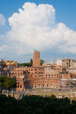 View on Rome Stock Image