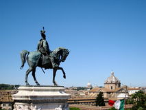 View of rome Royalty Free Stock Images