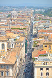 View of Rome Stock Photos