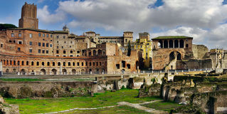 View of Rome, Italy. royalty free stock photography