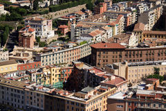 View of Rome, Italy Royalty Free Stock Photo