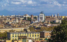 View of Rome Royalty Free Stock Photography