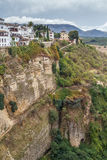 View of Ronda Royalty Free Stock Photography