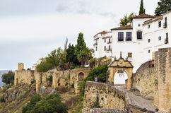 View of Ronda, Spain Royalty Free Stock Photo