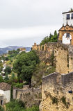View of Ronda, Spain Stock Images