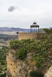View in Ronda, Spain Royalty Free Stock Images