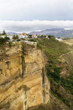 The view in Ronda, Spain Stock Photos
