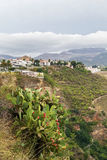 The view in Ronda, Spain Royalty Free Stock Images