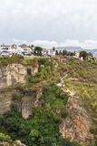 View in Ronda, Spain Royalty Free Stock Photo