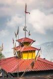 View of Daarjeeling city Stock Images