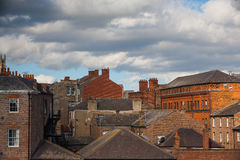 View on the roofs in York Stock Image