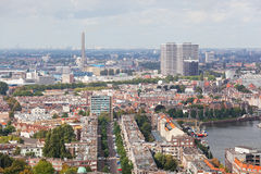 View of Rotterdam Stock Images