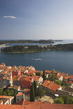 A view of Rovinj Royalty Free Stock Photos