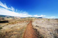 A  view from rowena crest overlook Royalty Free Stock Photos