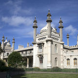 View of the Royal Pavilion in Brighton Sussex Royalty Free Stock Image