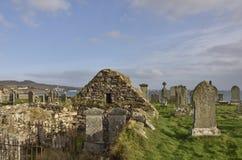 Ancient Scottish Chapel Royalty Free Stock Photos