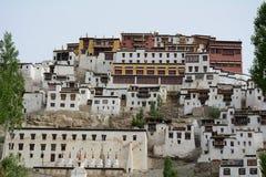 View of Rumtse monastery in Ladakh, India Stock Photo