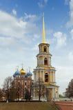 View of Ryazan Kremlin. Ryazan city, Russia Royalty Free Stock Photos