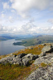 View from Saana fell Stock Image