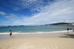 View in Sabah in Malaysia Stock Images