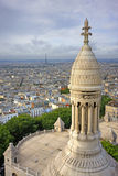 View from the Sacre Couer Stock Images