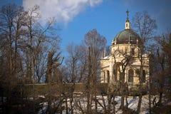 View of Sacro Monte di Varese, UNESCO World Heritage Stock Photos