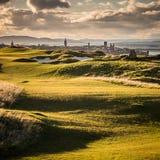 View of Saint Andrews, Fife. Scotland royalty free stock photos
