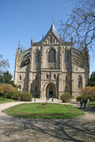 View Of Saint Barbara`s Church Cathedral of St Barbara - Kutna Hora, Czech Republic royalty free stock images
