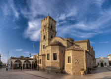A view of saint lasarus church . Stock Images