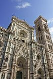 View of saint mary of the flower - florence Stock Photography