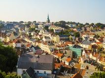 View of the Saint Peter Port Stock Photos
