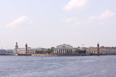 View of Saint Petersburg Stock Photos