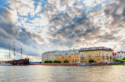 View of Saint Petersburg Royalty Free Stock Photo